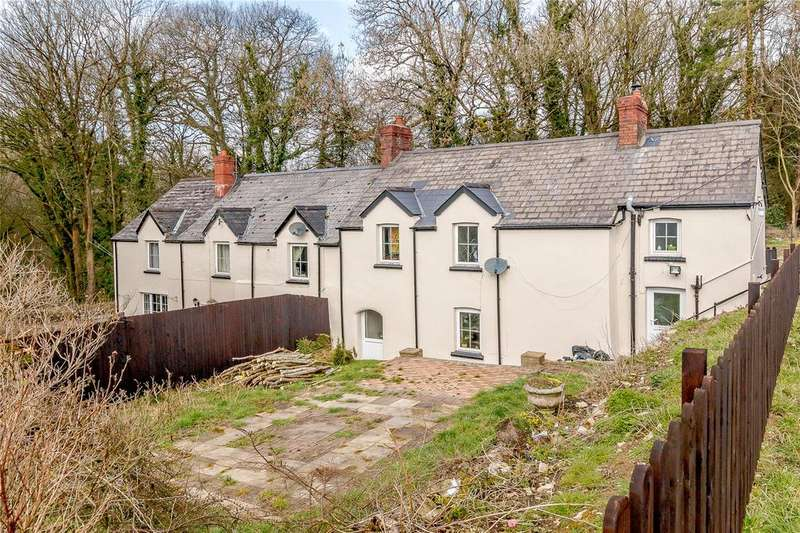 Semi Detached House for sale in The Fonmon Estate Lot 2, Barry, Vale Of Glamorgan, Wales, CF62