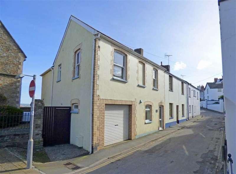 4 Bedrooms Semi Detached House for sale in North Street, Northam, Bideford, Devon, EX39