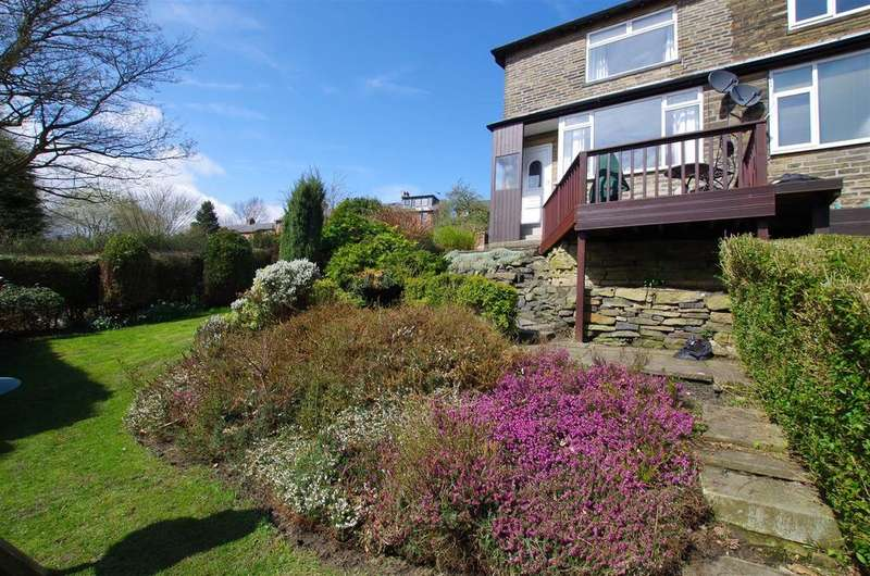3 Bedrooms House for sale in Woodroyd Gardens, Luddendenfoot
