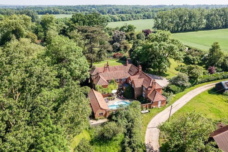 7 Bedrooms Farm House Character Property for sale in Shenfield, Brentwood, Essex, CM15