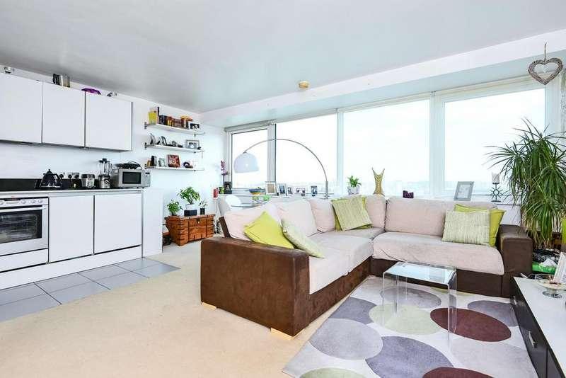 2 Bedrooms Flat for sale in George Beard Road, Deptford