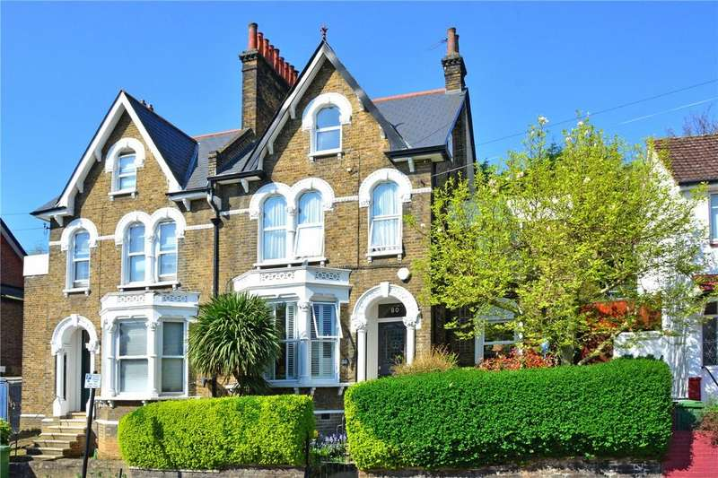 4 Bedrooms Semi Detached House for sale in Embleton Road, Ladywell, London, SE13
