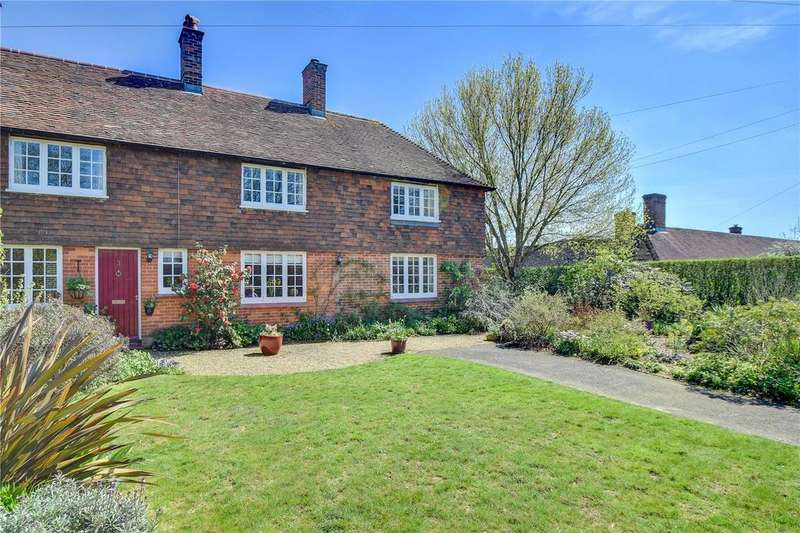 3 Bedrooms Cottage House for sale in Mill Lane Cottages, Mill Lane, Stedham, Midhurst
