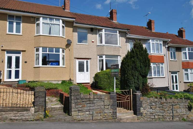 3 Bedrooms Terraced House for sale in Talbot Road, Knowle