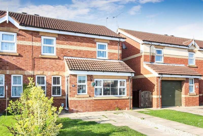 3 Bedrooms House for sale in Nornabell Drive, Beverley