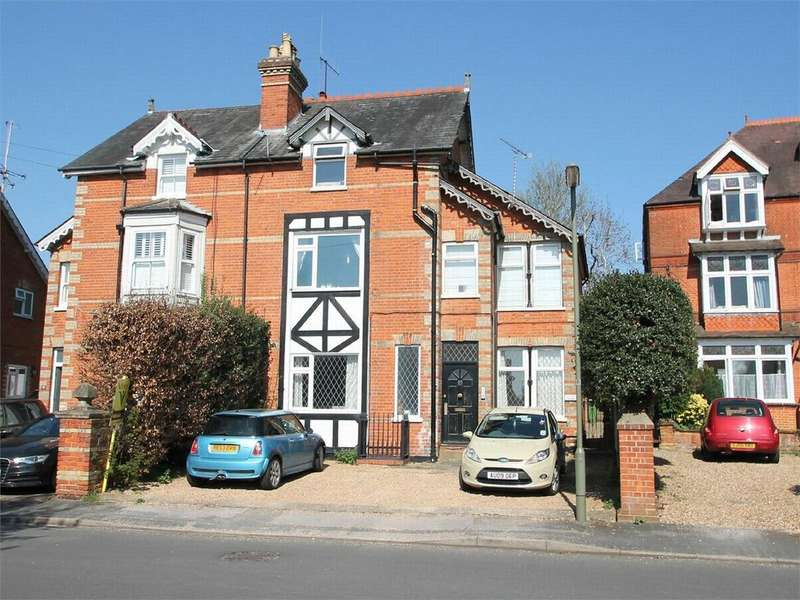 2 Bedrooms Flat for sale in Woodlands Road, Camberley, Surrey
