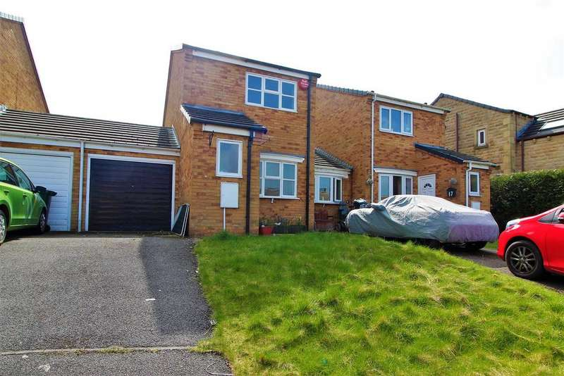2 Bedrooms Detached House for sale in Park Lodge View, Skelmanthorpe, Huddersfield, HD8 9UN