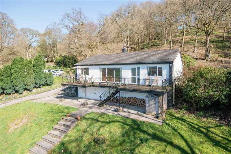 3 Bedrooms Detached Bungalow for sale in Cynwyd, Corwen