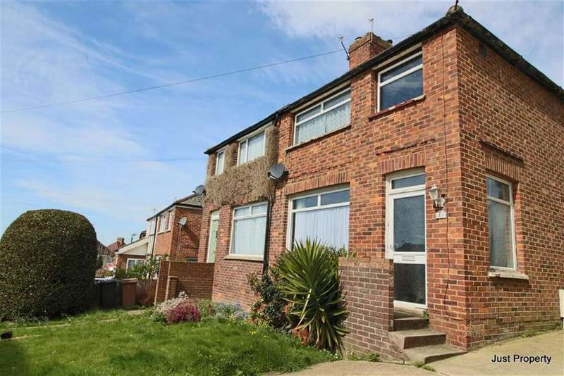 3 Bedrooms Semi Detached House for sale in Greville Road, Hastings