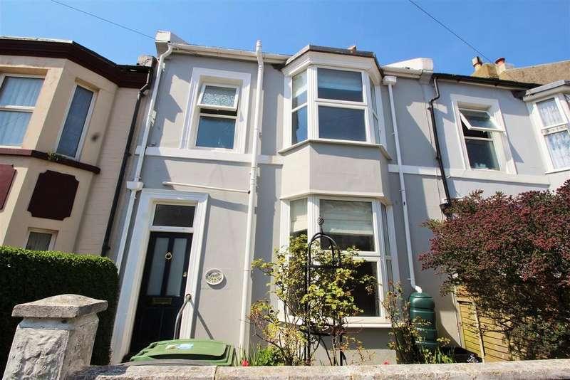 3 Bedrooms Terraced House for sale in Ashburnham Road, Hastings