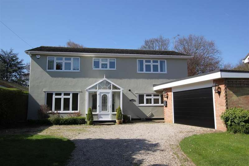 4 Bedrooms Detached House for sale in Little Baddow, Chelmsford