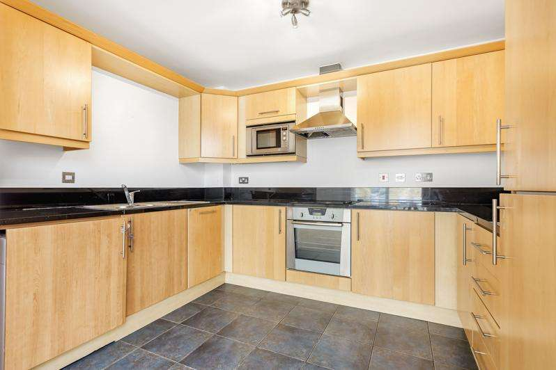 2 Bedrooms Flat for sale in Cassilis Road, London E14