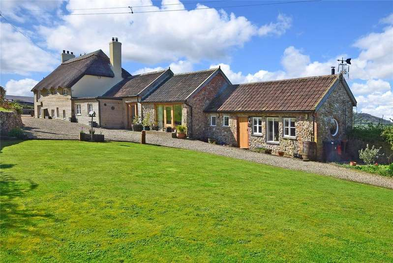 4 Bedrooms Detached House for sale in Combpyne Road, Musbury, Axminster, Devon