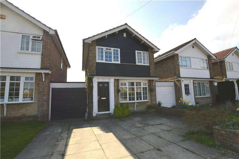 3 Bedrooms Detached House for sale in Stone Brig Lane, Rothwell, Leeds, West Yorkshire