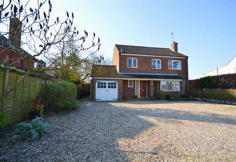4 Bedrooms Detached House for sale in Grove Lane, Holt, Norfolk