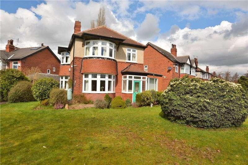 3 Bedrooms Detached House for sale in Lidgett Park Grove, Roundhay, Leeds