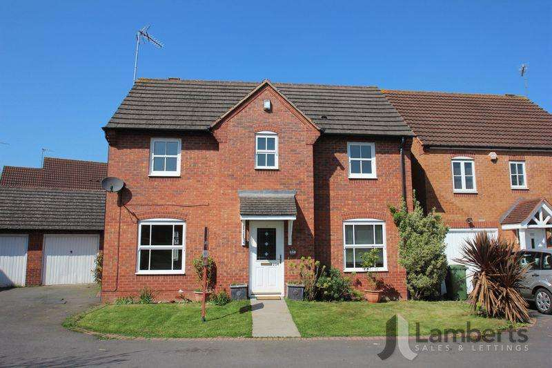 3 Bedrooms Detached House for sale in Salters Lane, Redditch