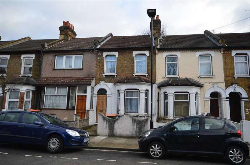 3 Bedrooms Terraced House for sale in Abbotts Road, East Ham