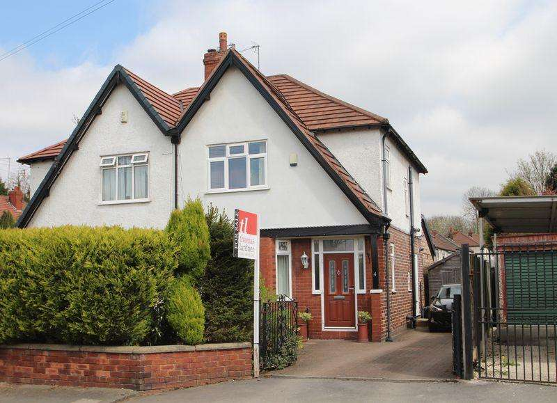 3 Bedrooms Semi Detached House for sale in The Drive, Bredbury