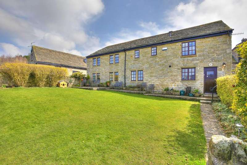 4 Bedrooms Detached House for sale in Grindleford, Hope Valley