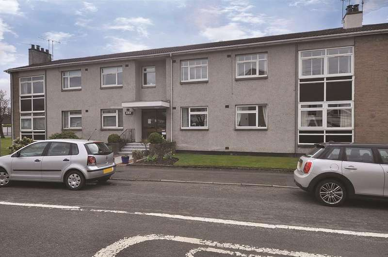 2 Bedrooms Flat for sale in Kennedy Court, Braidholm Crescent, Giffnock, G46