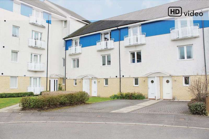 3 Bedrooms Town House for sale in Netherton Gardens , Anniesland, Glasgow, G13 1EE