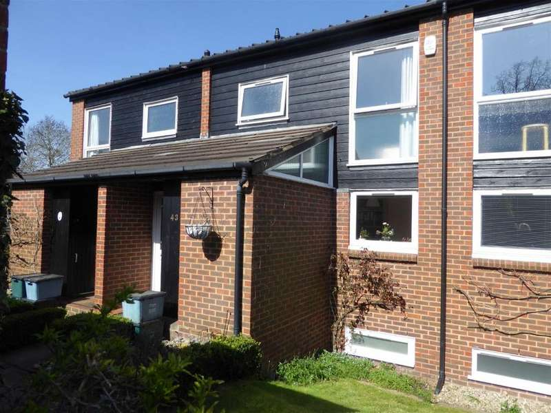 3 Bedrooms Terraced House for sale in Bowens Wood