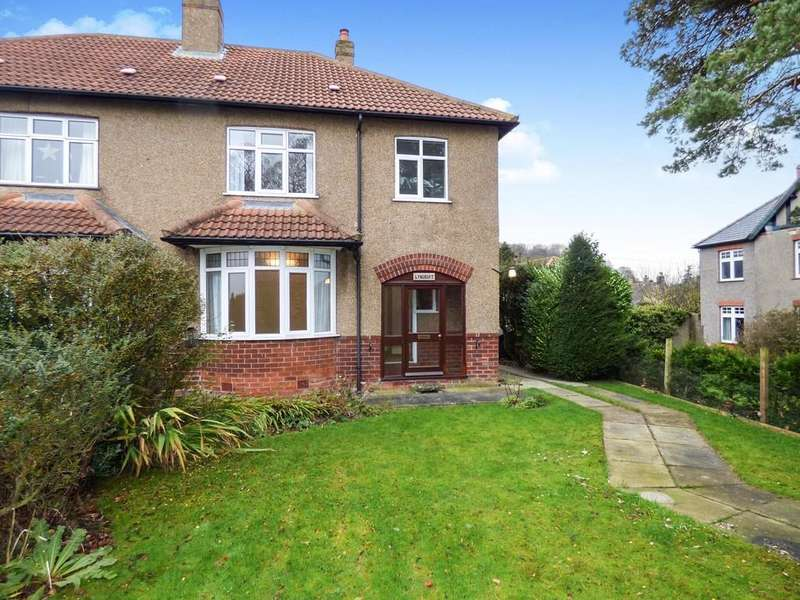 3 Bedrooms Semi Detached House for sale in Lyncroft, The Shawl, Leyburn