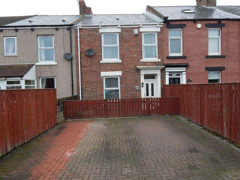 3 Bedrooms House for sale in Plessey Road, Blyth