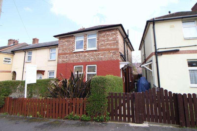 3 Bedrooms Terraced House for sale in Egan Road, Prenton