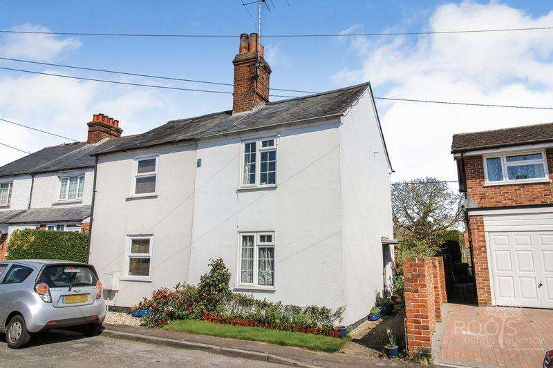2 Bedrooms Semi Detached House for sale in St Johns Road, Thatcham