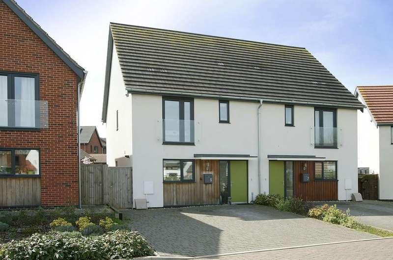 3 Bedrooms Semi Detached House for sale in Farrier Road, Watton