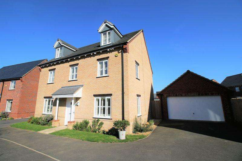 6 Bedrooms Detached House for sale in Chinnor