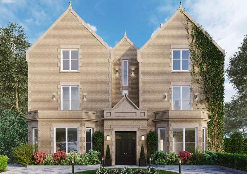 2 Bedrooms Apartment Flat for sale in The Beauchief - Converted Apartments