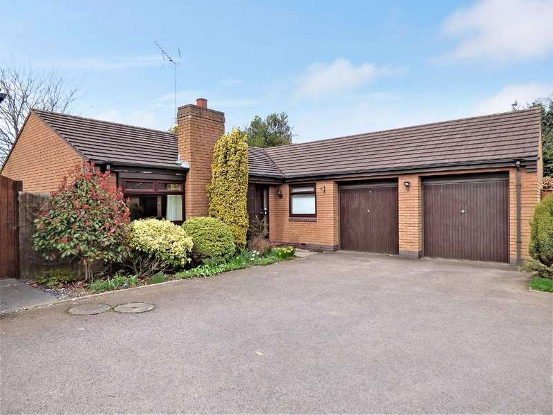 3 Bedrooms Detached Bungalow for sale in Heritage Court, Lichfield