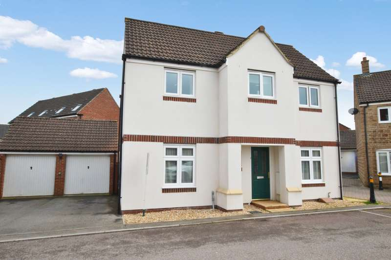 3 Bedrooms Property for sale in Pheasant Way, Gillingham