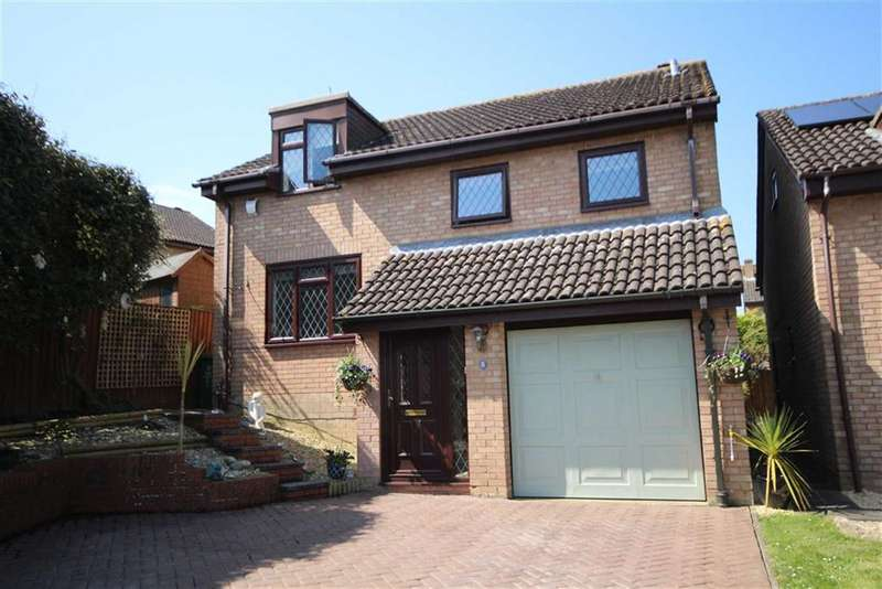 4 Bedrooms Detached House for sale in Chervil Close, Woodhall Park, Swindon