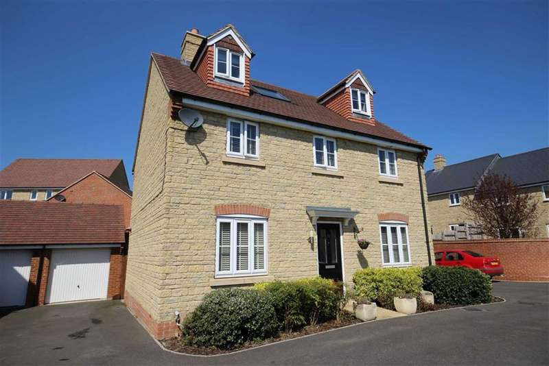 5 Bedrooms Detached House for sale in Russ Avenue, Faringdon, Oxfordshire
