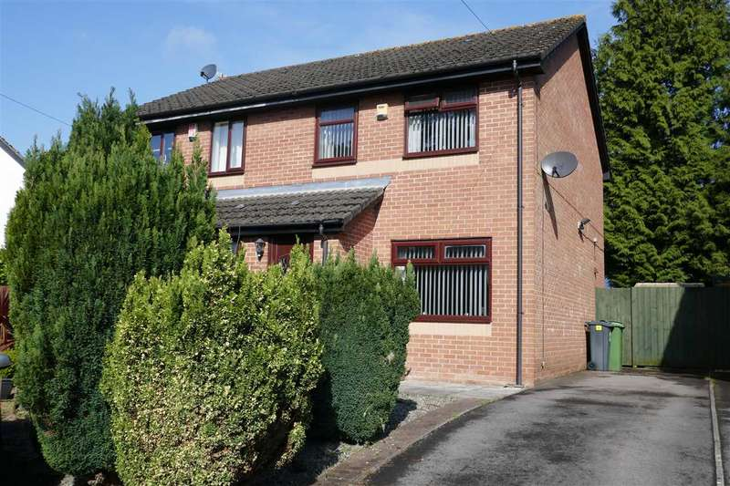 2 Bedrooms House for sale in Lytham Grove, St. Mellons, Cardiff