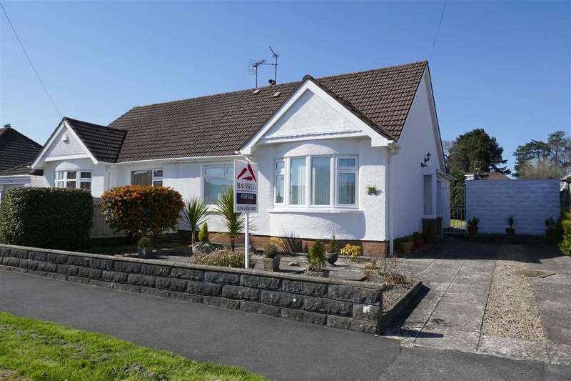 3 Bedrooms Bungalow for sale in Heol Hendre, Rhiwbina, Cardiff
