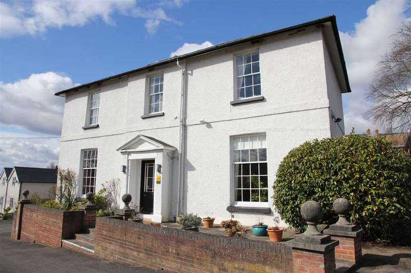 8 Bedrooms Detached House for sale in Brookfield House, Over Ross Street, Ross-on-Wye