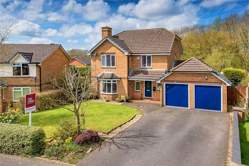 4 Bedrooms Detached House for sale in 17 Carlton Drive, Priorslee, Telford, TF2