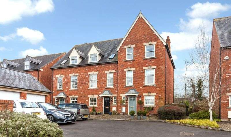 4 Bedrooms Property for sale in London Road, Devizes