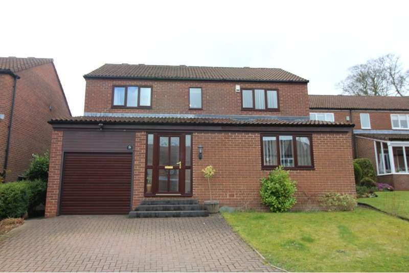 4 Bedrooms Property for sale in The Farthings, Usworth, Washington, Tyne and Wear, NE37 1PG