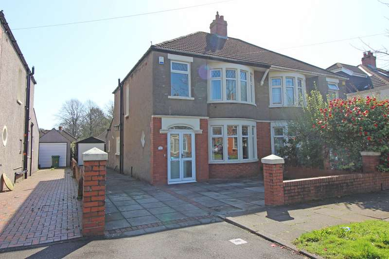 3 Bedrooms Property for sale in St. Anthony Road, Heath, Cardiff
