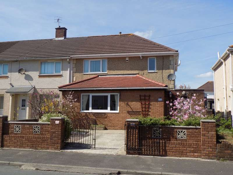 3 Bedrooms End Of Terrace House for sale in Southdown Road, Port Talbot, Neath Port Talbot. SA12 7HU