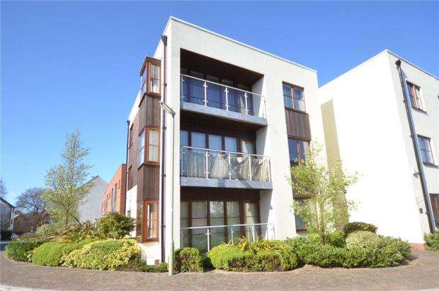 2 Bedrooms Apartment Flat for sale in Northbrook Crescent, Basingstoke, Hampshire