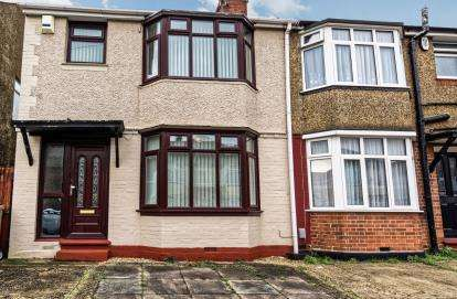 3 Bedrooms End Of Terrace House for sale in Linden Road, Luton, Bedfordshire