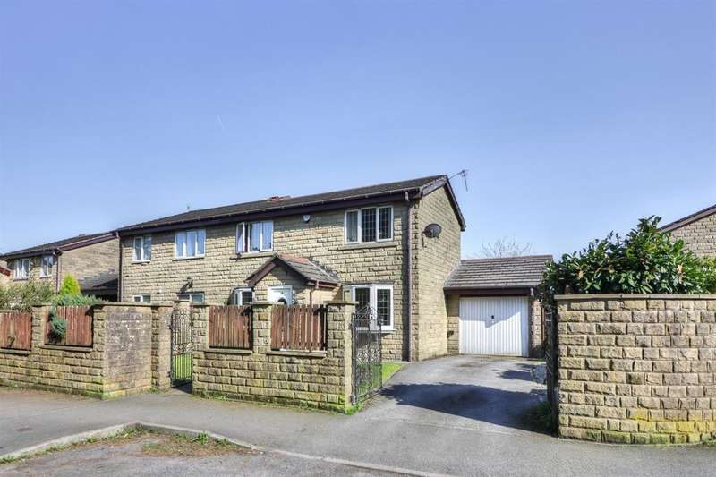 3 Bedrooms Semi Detached House for sale in Sale Street, Littleborough, OL15 9BB
