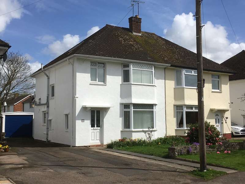 4 Bedrooms Semi Detached House for sale in Mill Street, Usk, NP15